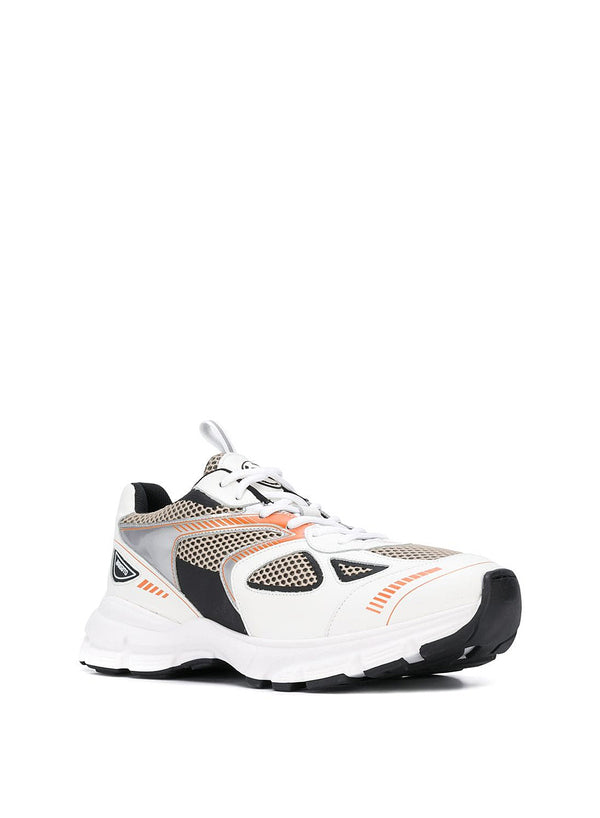 Marathon Trainer - White/Black/Orange