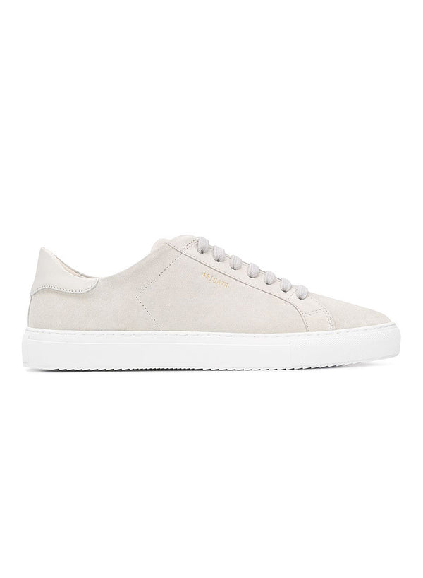 axel arigato clean 90 suede trainer beige aw 2020