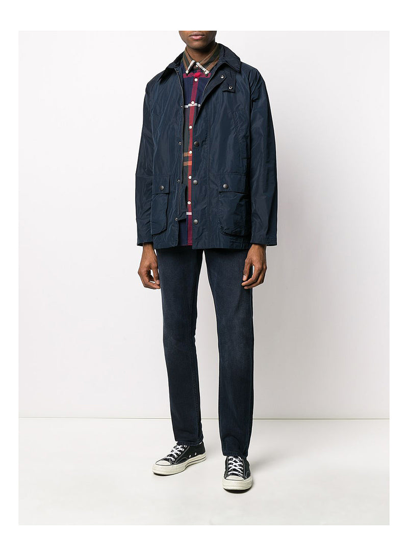 Bedale Tech Casual Jacket - Navy