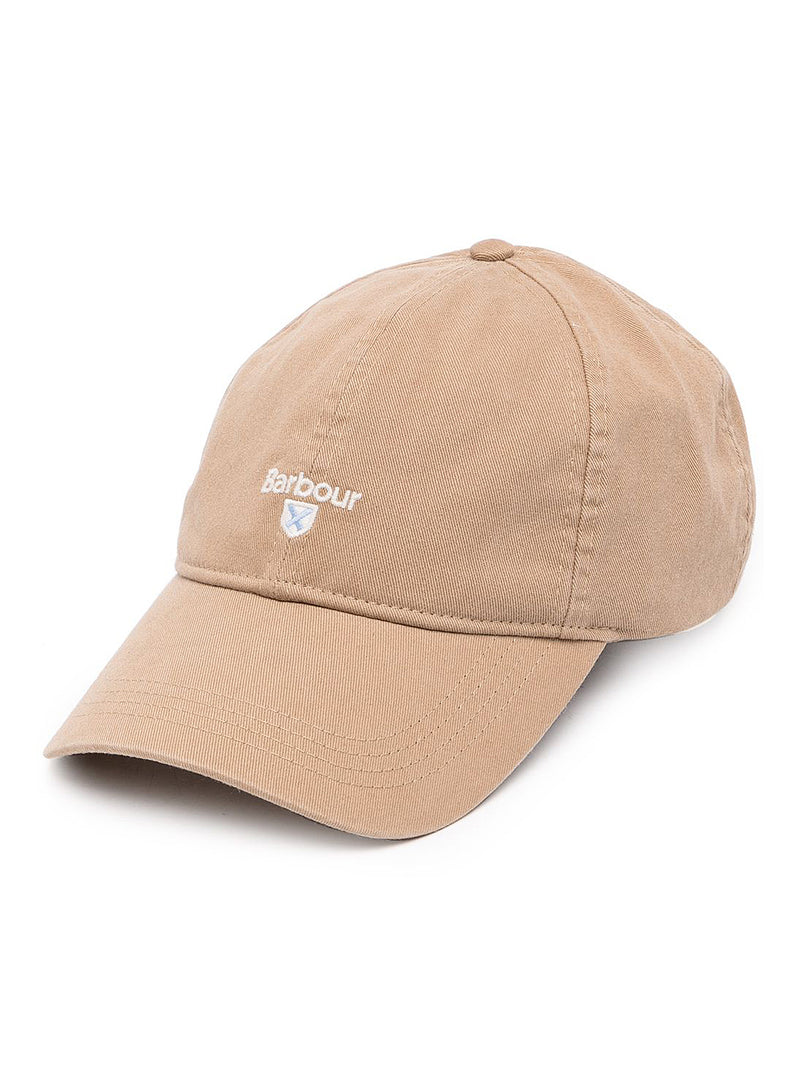 barbour cascade sports cap brown silver ss 2021