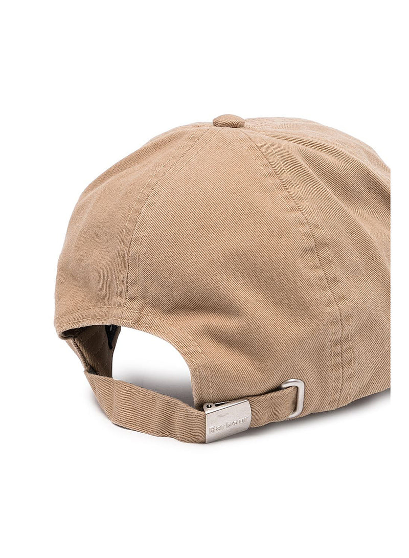 Cascade Sports Cap - Brown/Silver
