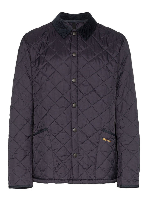 barbour heritage liddesdale jacket navy ss 2020
