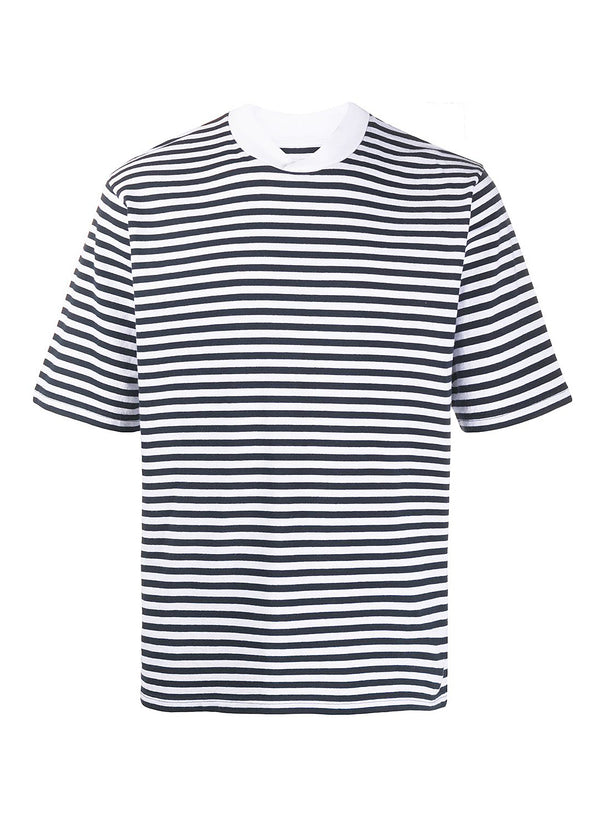 barbour inver stripe tee navy ss 2020