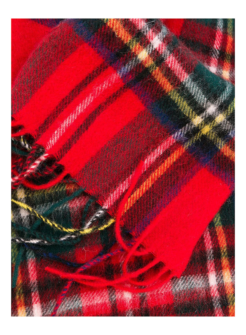 New Check Scarf - Royal Stewart