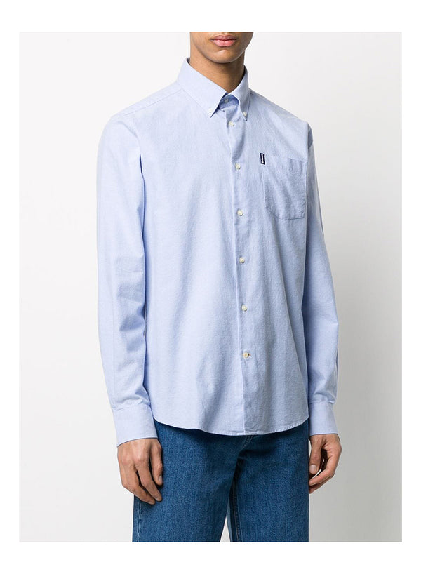 Oxford TF 8 Shirt - Blue