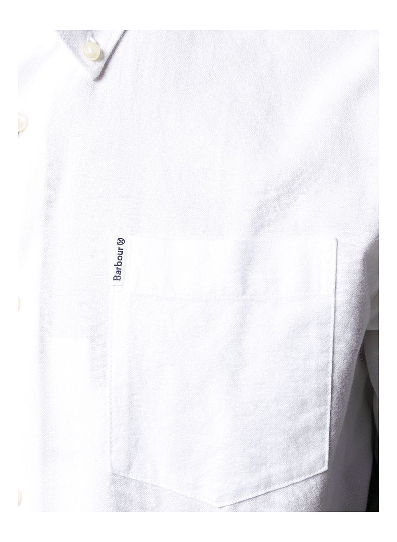 Oxford TF 8 Shirt - White