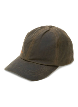 barbour prestbury sports cap olive aw 2020