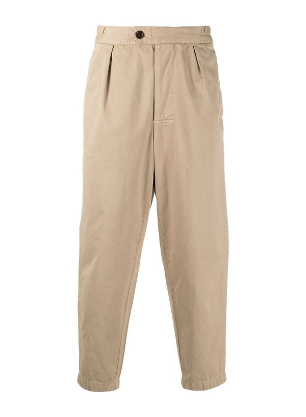 barbour twill rugby trousers sand ss 2021
