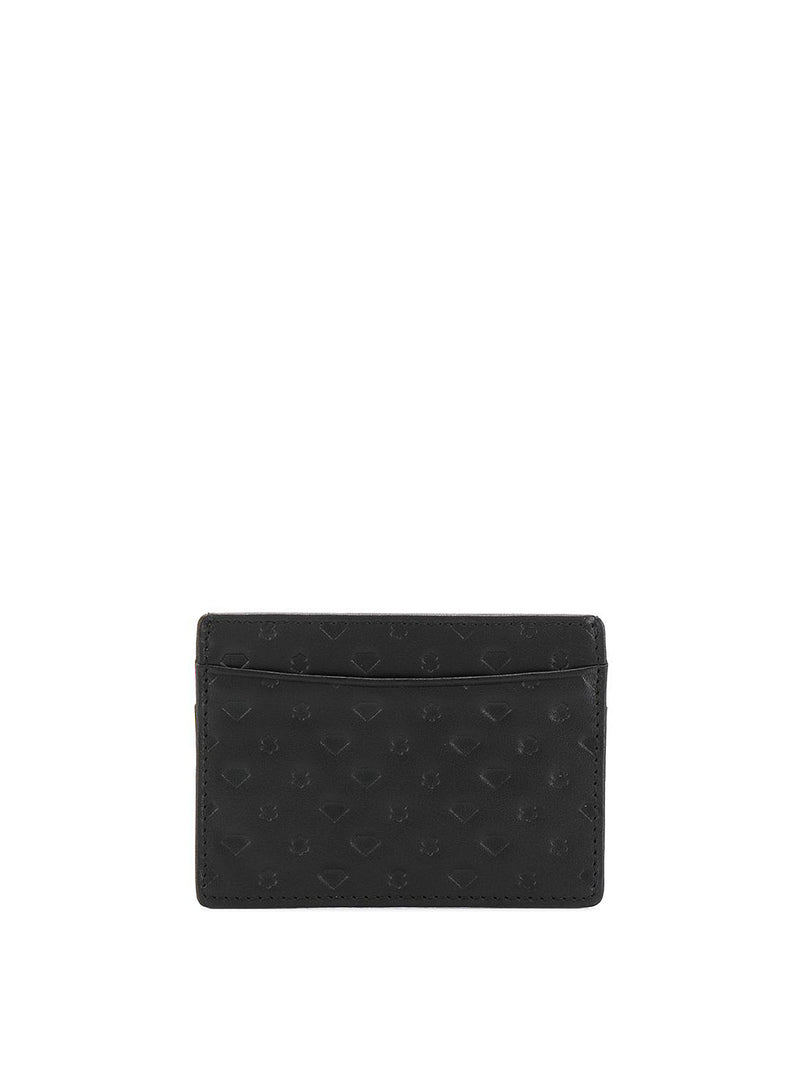 Diamonds & Dollars Cardholder - Black