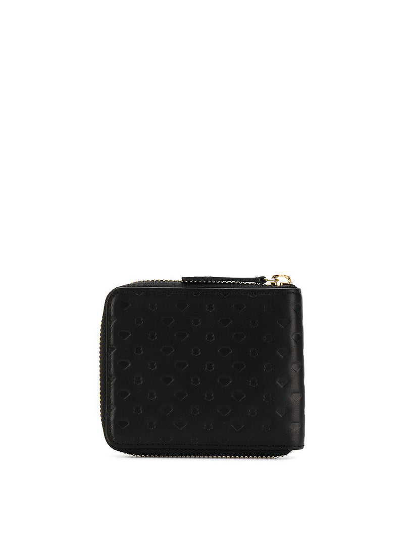 Diamonds & Dollars Wallet - Black