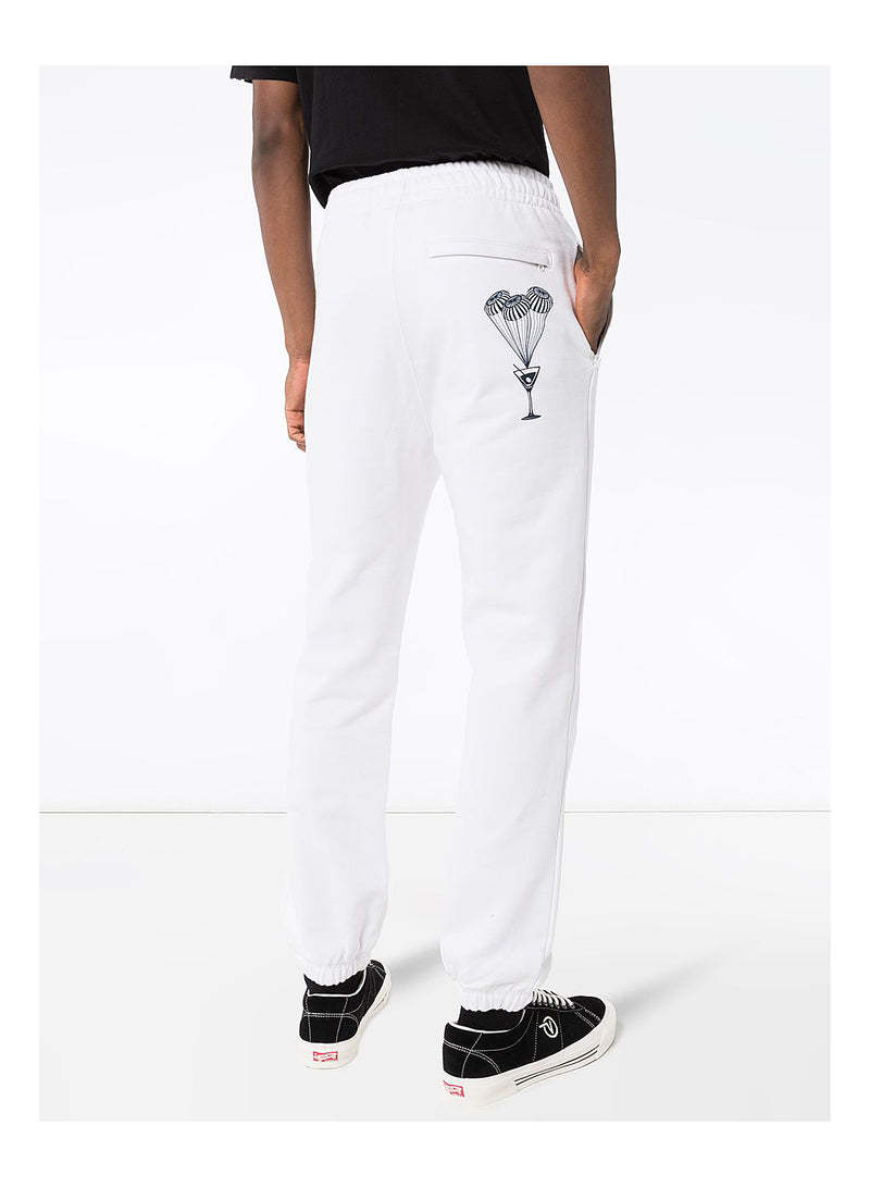 Hot Air Balloon Sweatpant - White