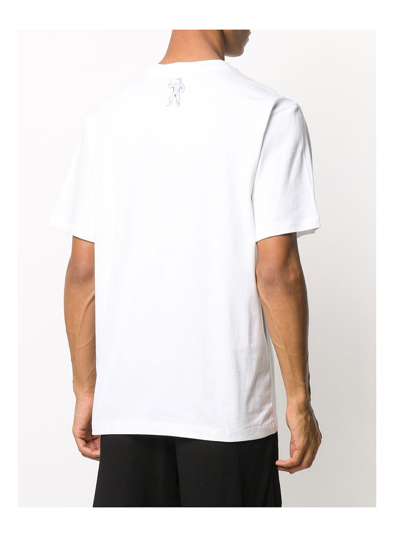 Mountain Logo Tee - White