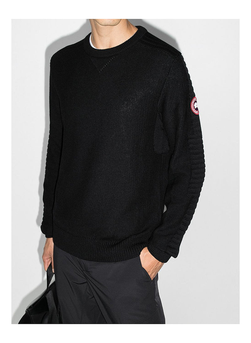 Paterson Sweatshirt - Black