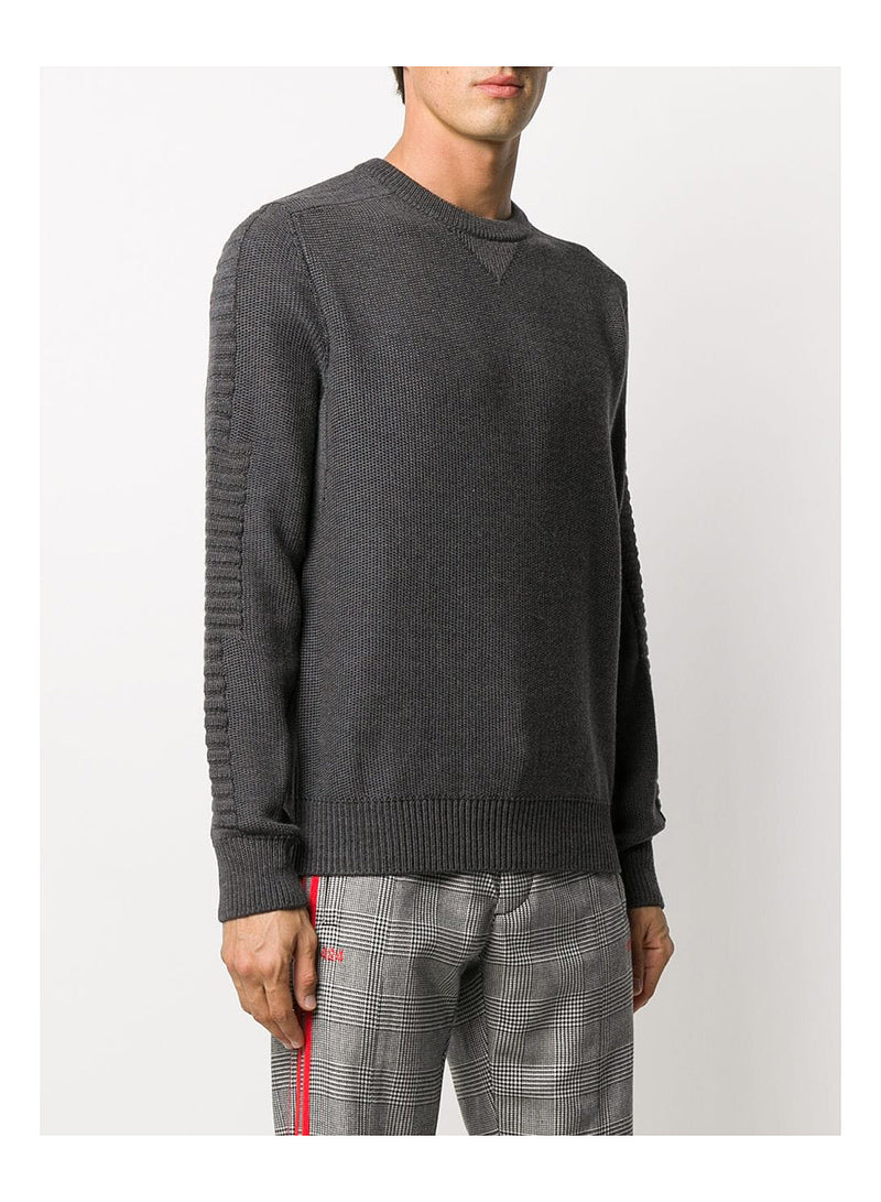Paterson Sweatshirt - Iron Grey