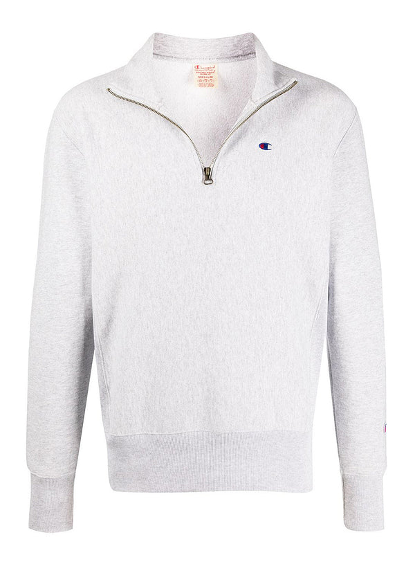 champion half zip sweat grey ss 2020