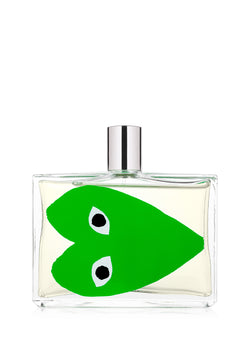 comme des garcons perfume play green 100ml edt ss 2021