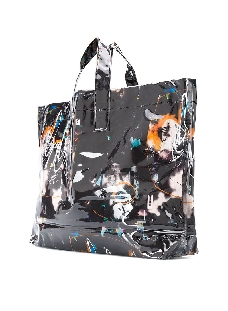 Futura Tote Bag - Black