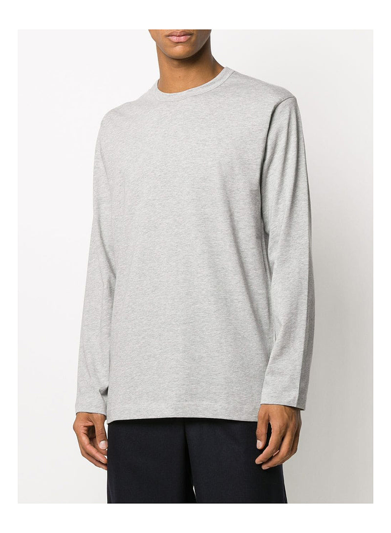 Long Sleeve Tee - Grey