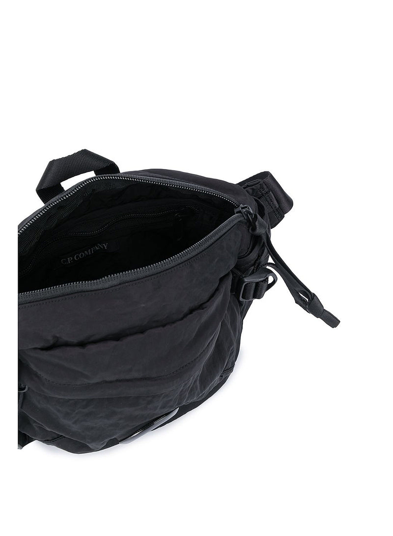 Cross Body/Bum Bag - Black