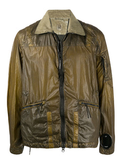 c p company cuff lens jacket burnt olive ss 2020