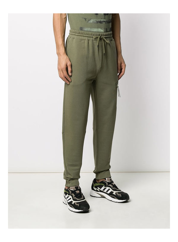 Lens Track Pants - Burnt Olive