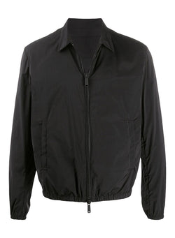 dsquared2 back print jacket black ss 2020