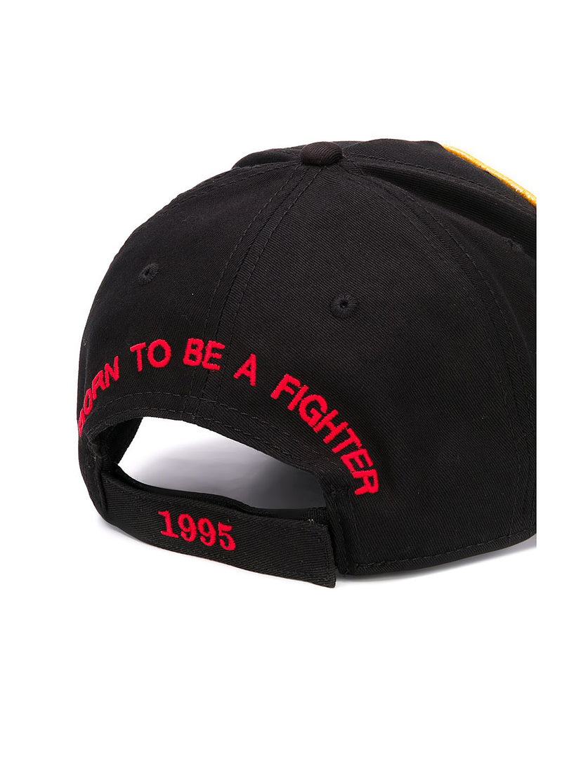 Born In Canada Logo Cap - Black