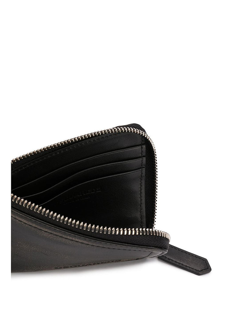 Chain Wallet - Black