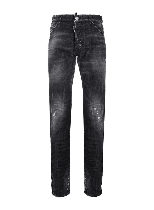 dsquared2 cool guy abrassion jean black ss 2020