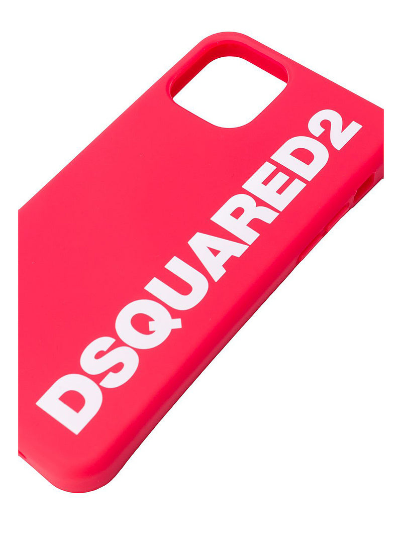 DSquared2 logo iPhone 11 Pro Case - Red