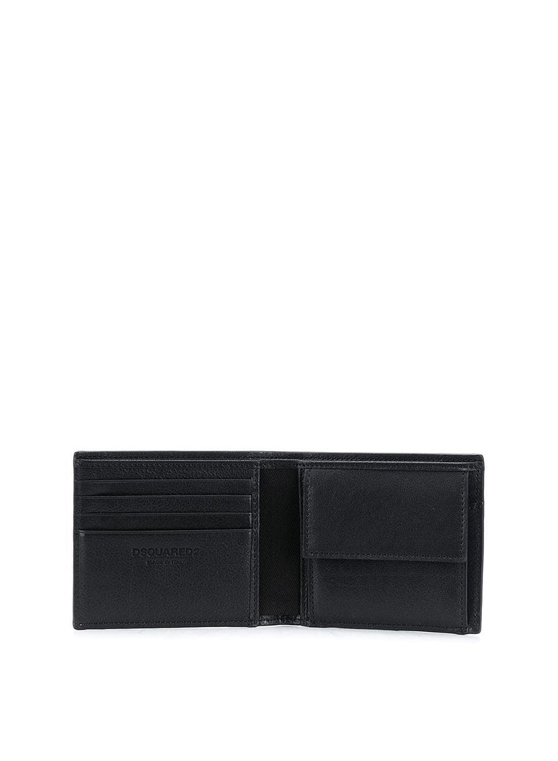 Dsquared2 Wallet - Black/White