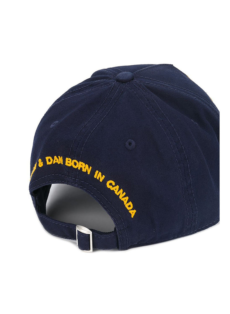 Flag Cap - Navy