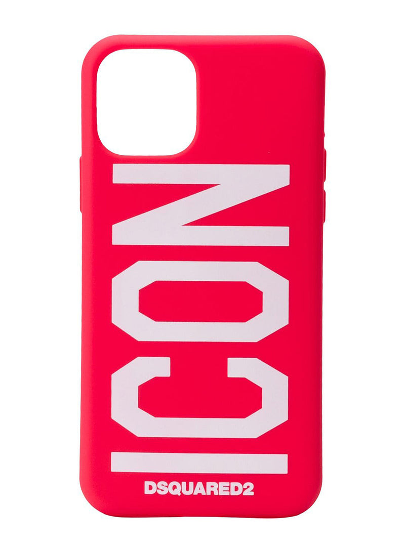 dsquared2 icon iphone 11 case red aw 2020