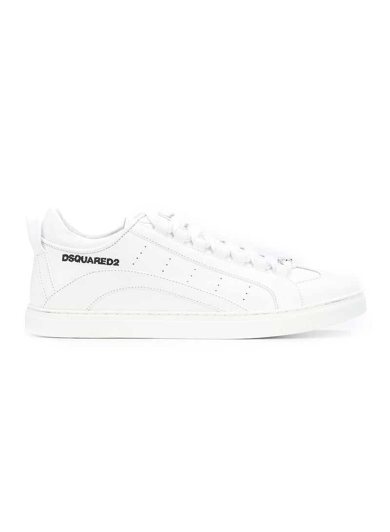 dsquared2 low sole sneaker white aw 2020