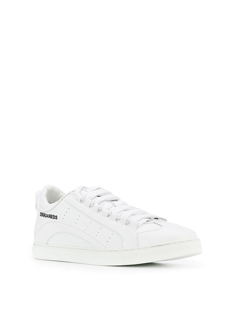 Low Sole Sneaker - White