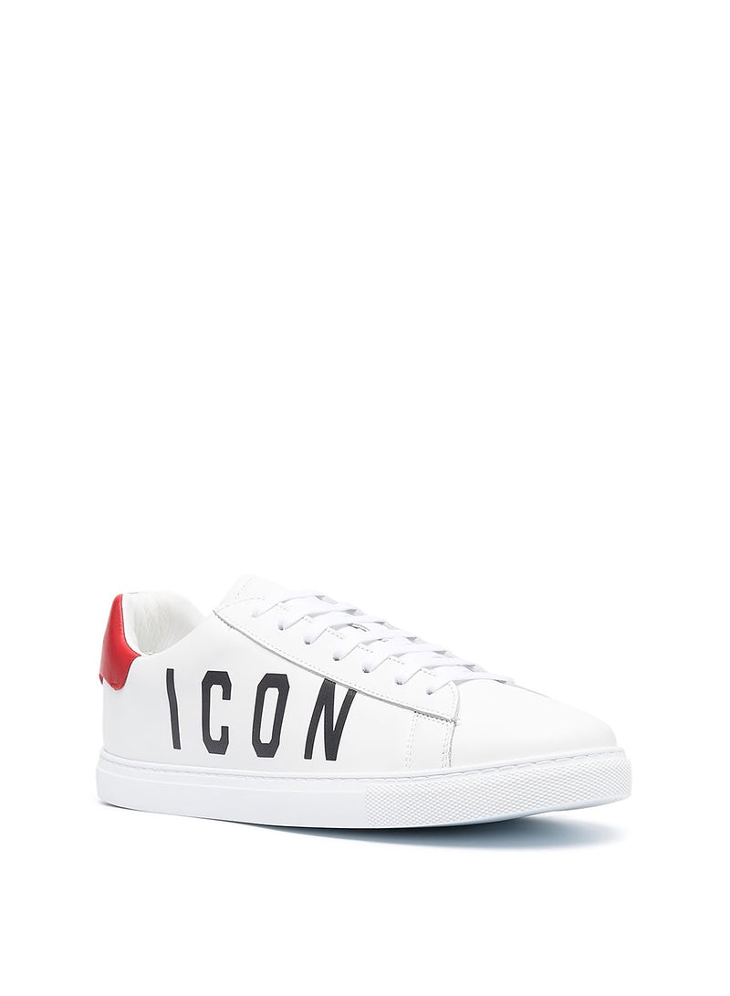 New Tennis Icon Trainer - White/Multi