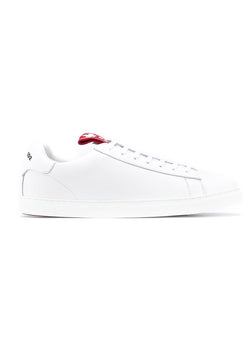 dsquared2 new tennis sneaker white aw 2020