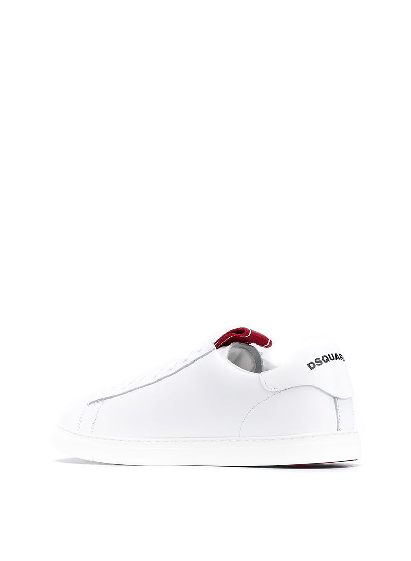 New Tennis Sneaker - White