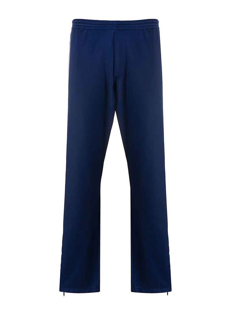 dsquared2 taped track pants blue aw 2020