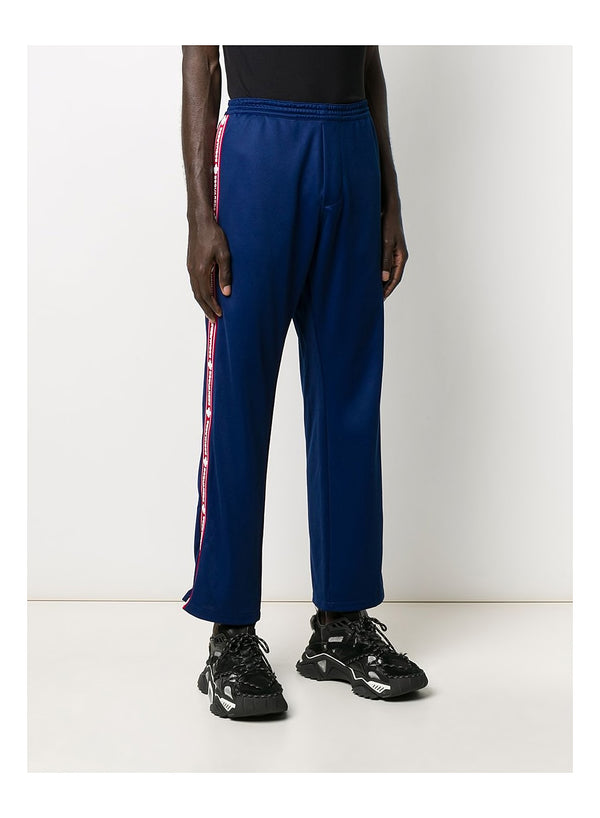 Taped Track Pants - Blue