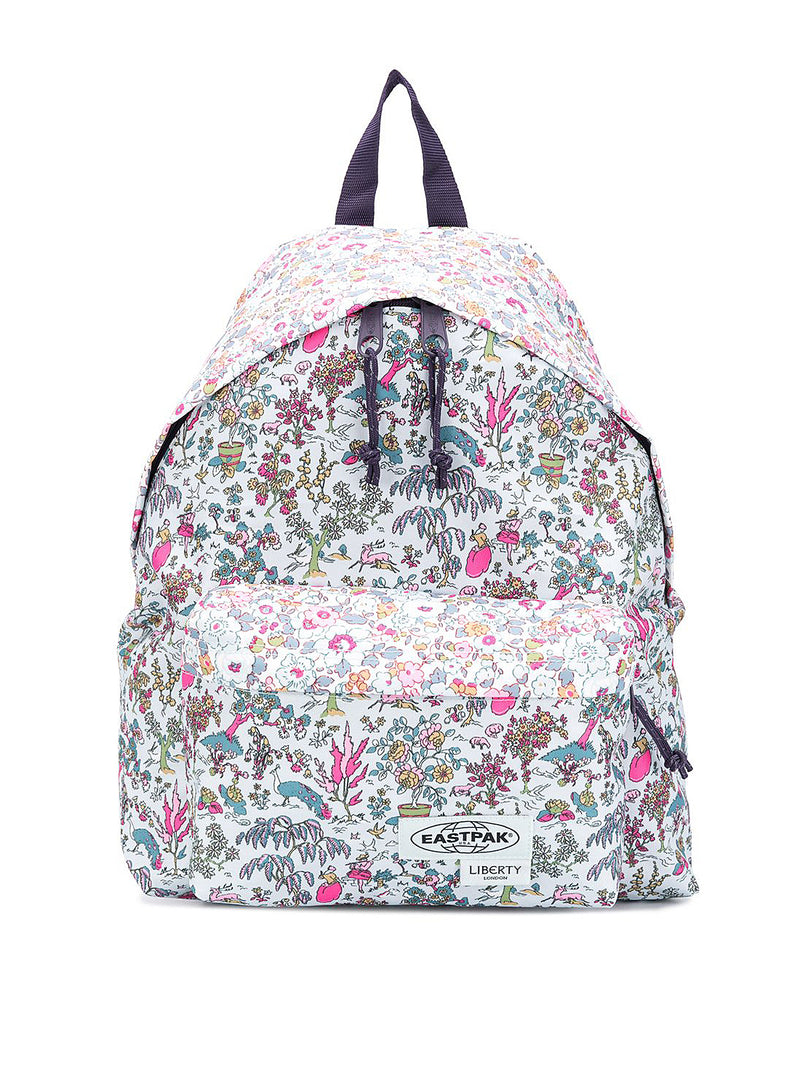 eastpak x liberty floral peacock padded pakr liberty light aw 2020