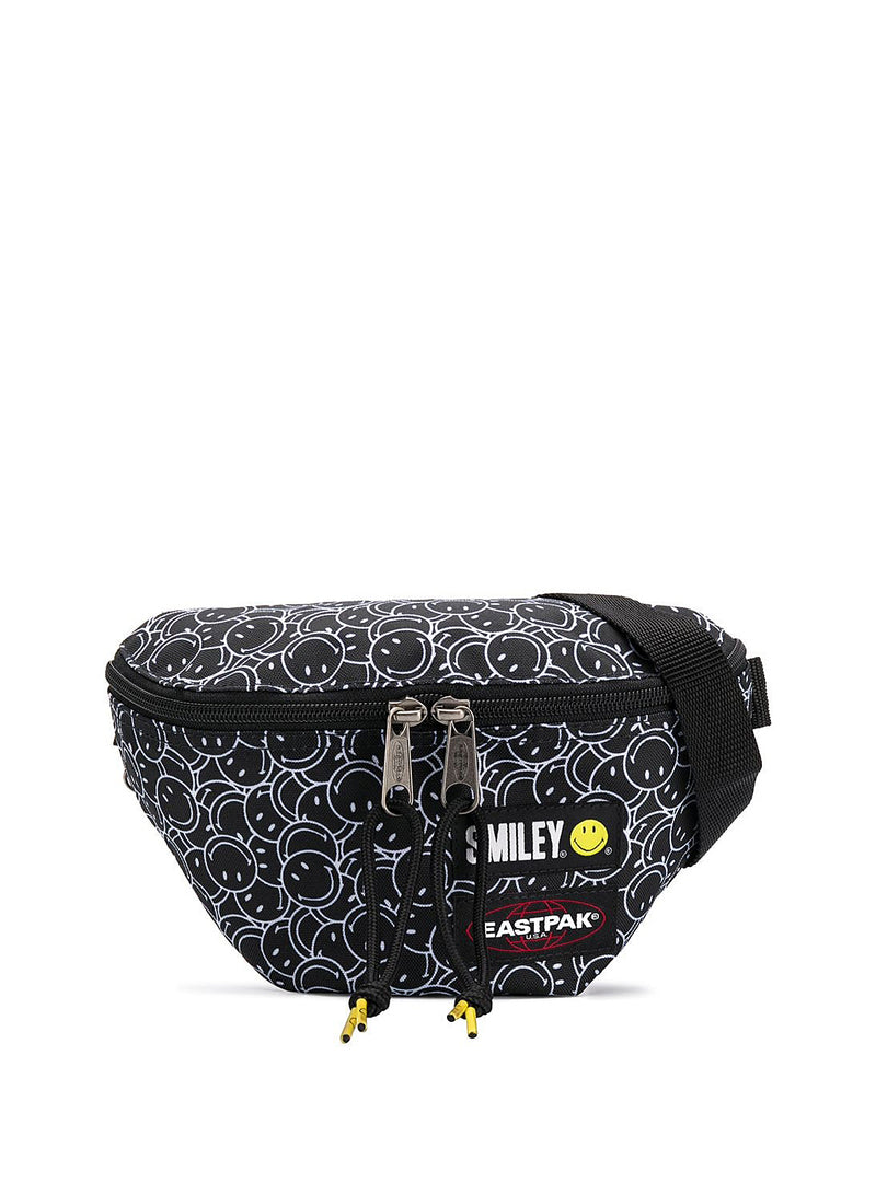 eastpak x smiley springer bumbag smiley mini ss 2020