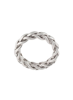 hatton labs rope ring silver ss 2021