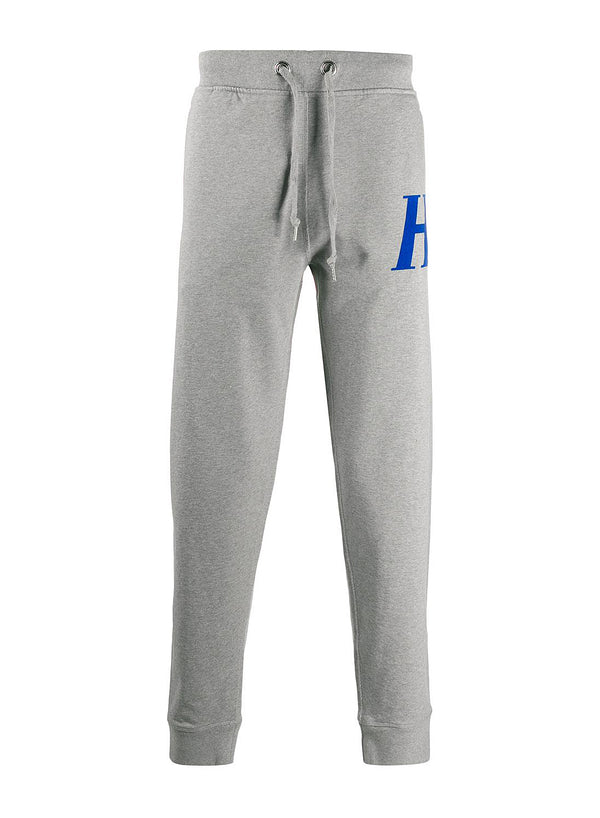 helmut lang masc sweat pants precision heather ss 2020