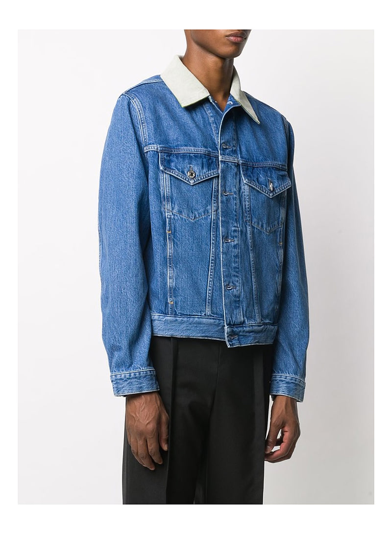 Masc Big Trucker Jacket - Light Sioux