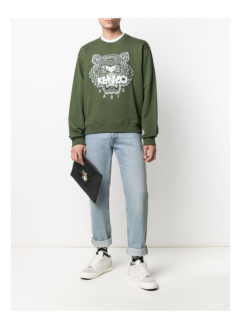 Classic Tiger Sweat - Green