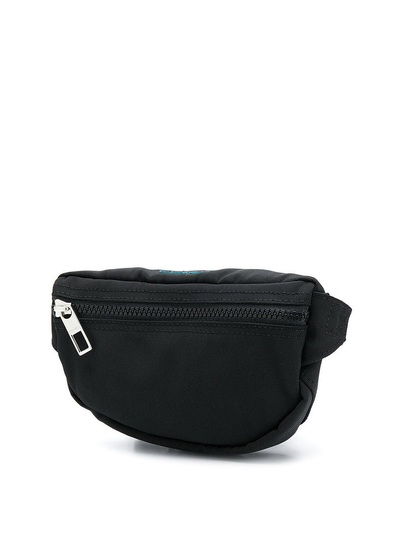 Mini Tiger Head Bumbag - Black