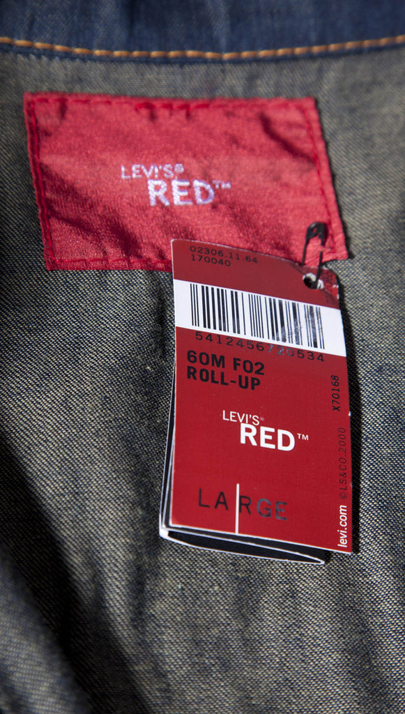 Levi's® RED 60M F02 ROLL UP