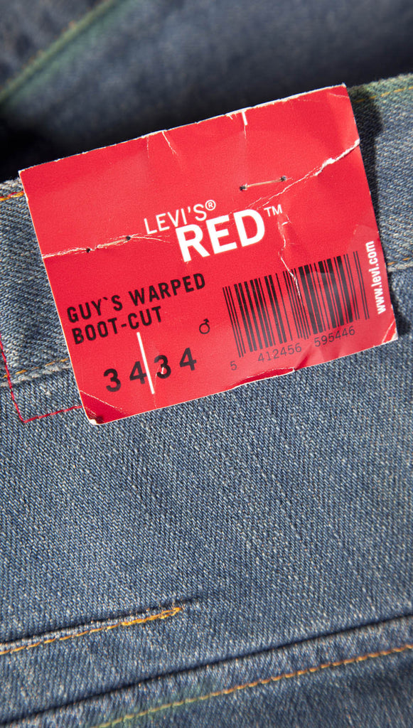 Levi's® RED GUY'S WARPED BOOT CUT