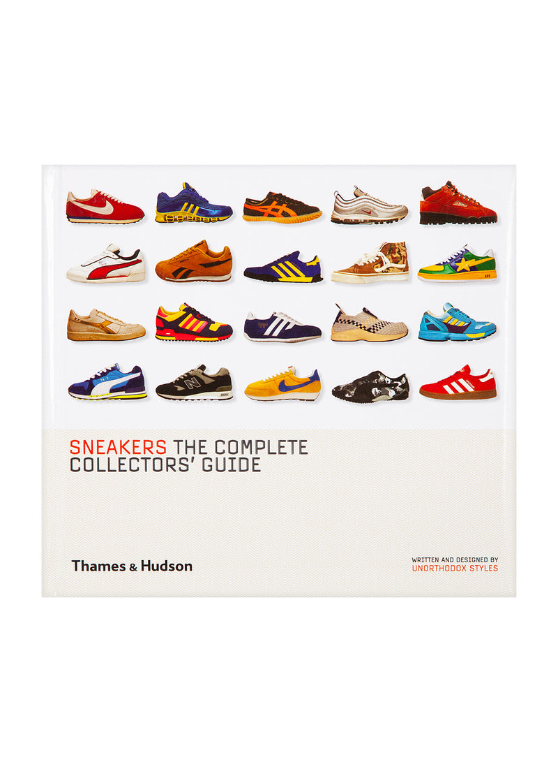 Sneakers: The Complete Collectors' Guide - White